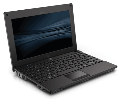 HP Mini 5101 Netbook