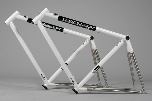 Independent Fabrication x Rapha Racing Team Bike Frames