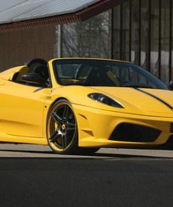 Ferrari Scuderia Spider 16M Gets 696 HP Courtesy of Novitec Rosso