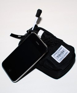Porter x Apple Tokyo iPhone Case