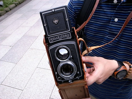 John Sypal's Tokyo Camera Style