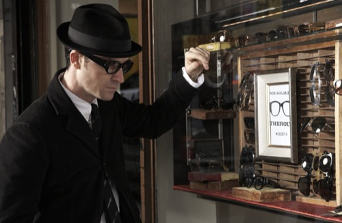 Behind the Scenes: Moscot Eyewear