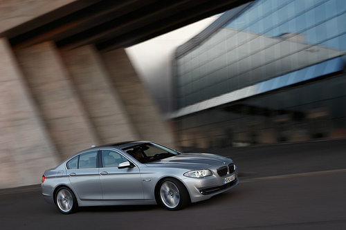 Revealed: 2011 BMW 5-Series [Images + Videos]