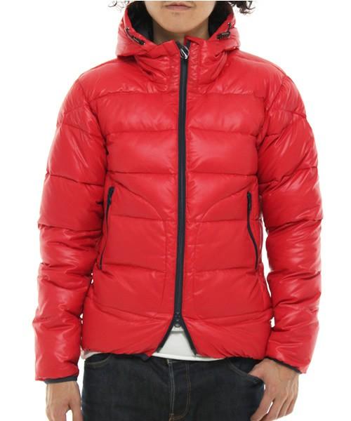 BEAMS Ripstop Down Jacket