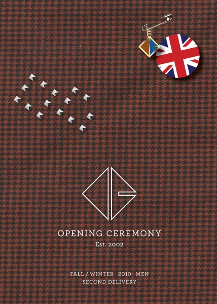 Opening Ceremony Fall 2010 Part II [British Invasion]