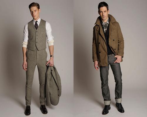 Billy Reid Fall/Winter 2010 [GQ/CFDA Best New American Menswear Designer]