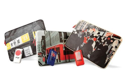 Curated by Arkitip: Evan Hecox for Incase [iPhone + MacBook Cases]