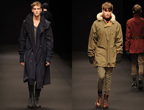 Topman Fall/Winter 2010 [London Fashion Week]
