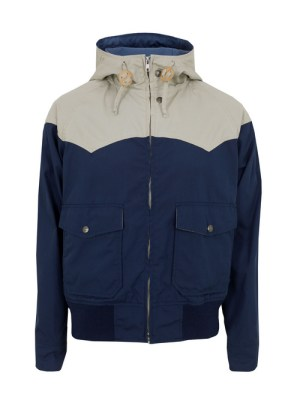 Woolrich Woolen Mills Carlsbad Navy Jacket