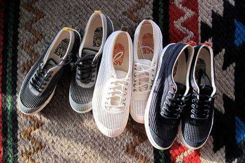 Ace Hotel x Generic Surplus Sneakers [Spring/Summer 2010]
