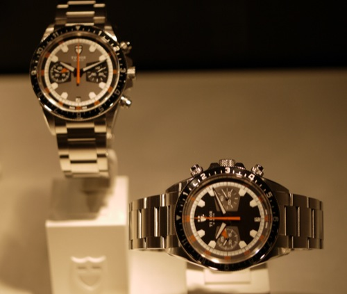 Baselworld: Tudor Monte Carlo Chronograph