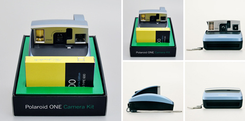 Impossible Project's Digital Polaroid 600 One Camera
