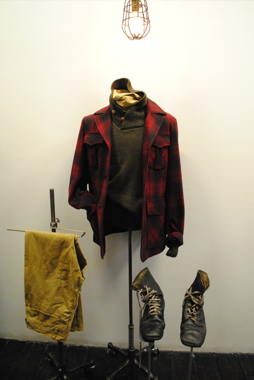 Preview: Levi's Men's Fall/Winter 2010 Collection