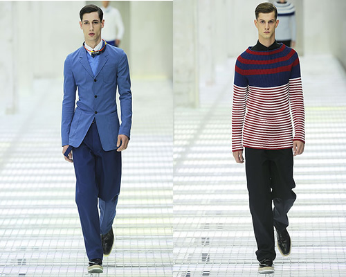 Milan Fashion Week: Prada Spring 2011 [Video]