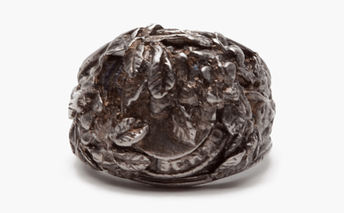Robert Geller Flower College Ring