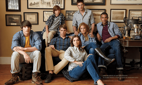 Brooks Brothers Fall 2010 Catalog [Back to Campus, Back to Town]