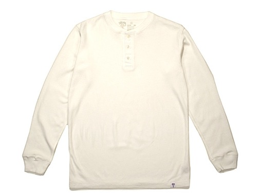 Fall 2010 | Stussy Deluxe Henley Shirt