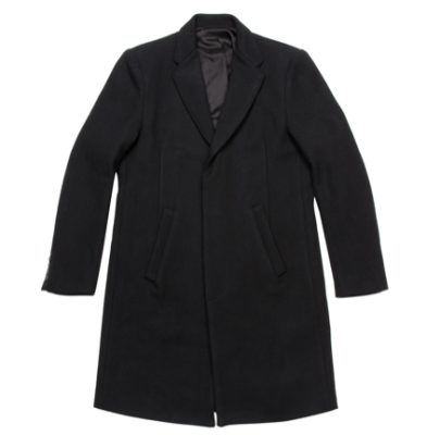 Essential | Edward Classic Long Coat [Duckie Brown x Odin New York]