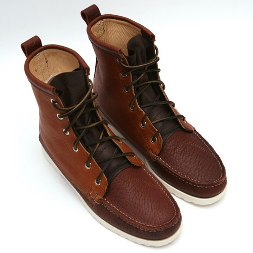 Heritage Research x Quoddy Grizzly Boot [Fall 2010]