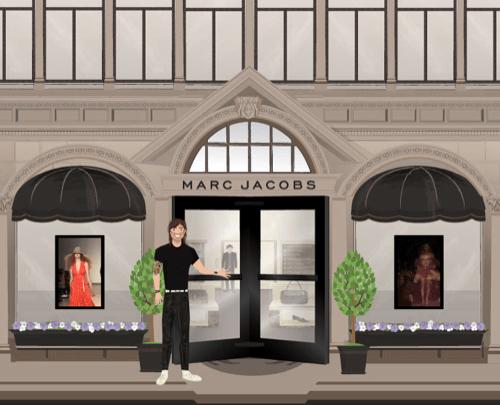 Now Open | Marc Jacobs Online Shop