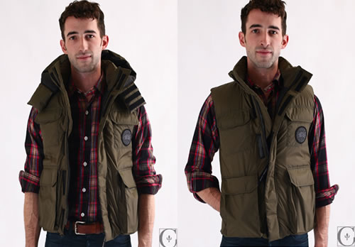 Fall 2010 | Canada Goose Alberta Vest