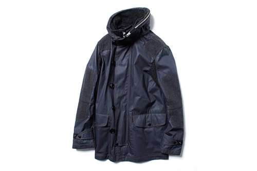 Junya Watanabe Man | COMME des GARCONS Army Cloth Hooded Coat