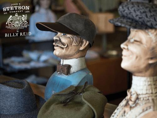 Stetson Hats by Billy Reid [Fall 2010]