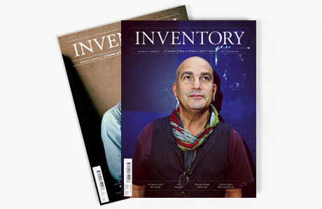 Fall/Winter 2010   Inventory Magazine Issue No. 3