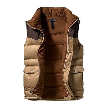 Winter Essential | Patagonia Slingshot Down Vest