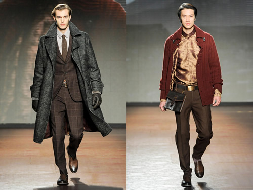 Milan Fashion Week | Ermenegildo Zegna Fall/Winter 2011