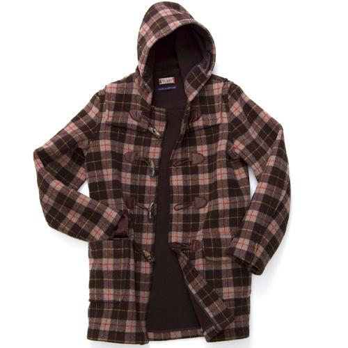 The Want | Left Field Duffle Coat