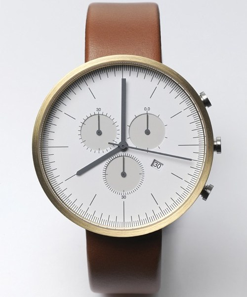Uniform Wares | 300 series Chronograph Wristwatch