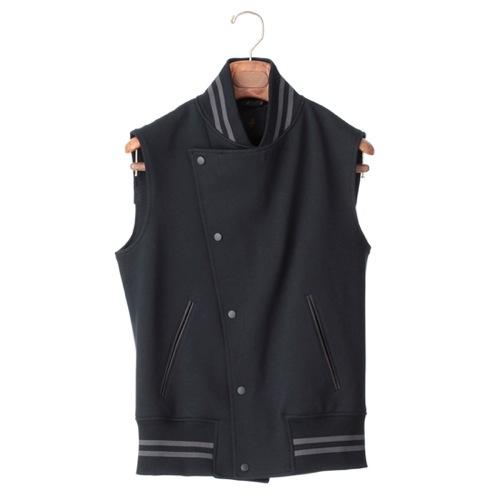 Made in Japan | ato Varsity Vest