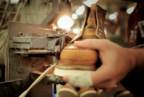 Red Wing Shoe Repair Video