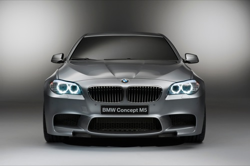 Introducing   2012 BMW Concept M5
