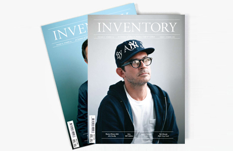 Inventory Magazine Issue No. 4, Spring/Summer 2011