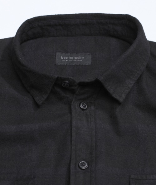 Norse Projects x Trentemøller Trente shirt