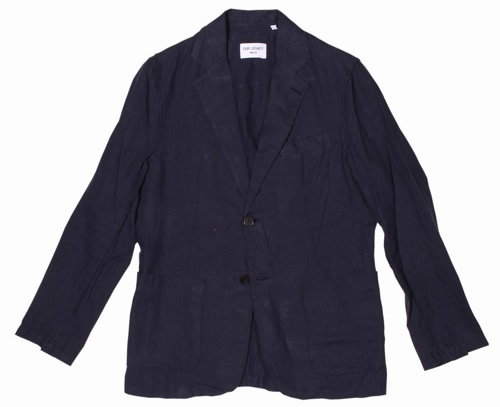 Our Legacy Ramie Unconstructed Blazer