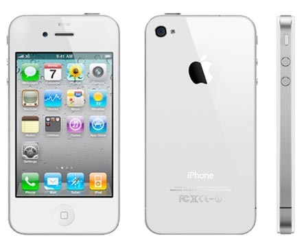 White Apple iPhone 4 Coming April 28th on AT&T and Verizon