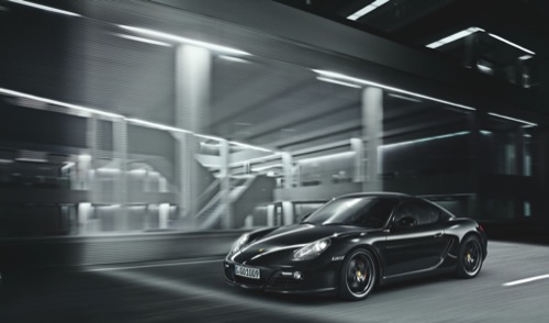 2012 Porsche Cayman S Black Edition