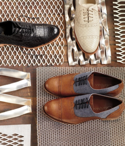 Cole Haan Spring/Summer 2011 Footwear Looks
