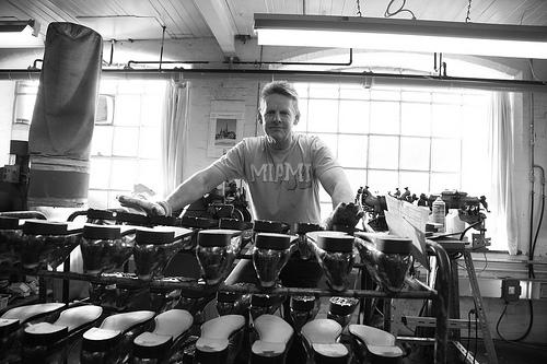 Inside Look   Grenson Shoe Factory