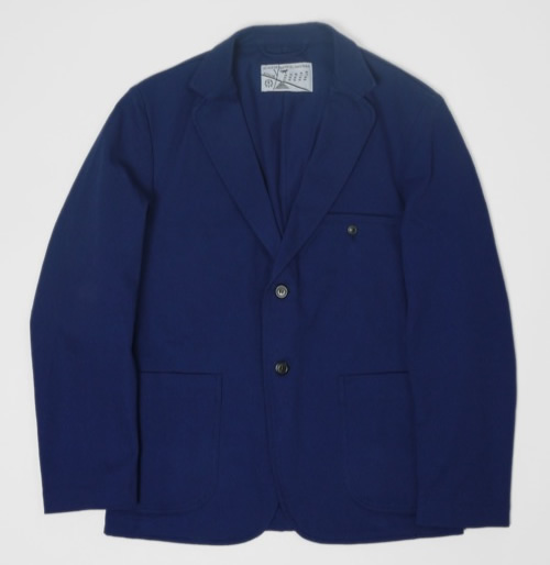 Kitsune Atelier Raw Blue Blazer
