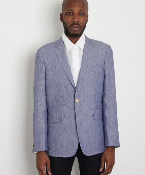 Kitsune One Button Formal Jacket
