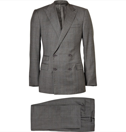 Ralph Lauren Purple Label | Drake Double Breasted Suit