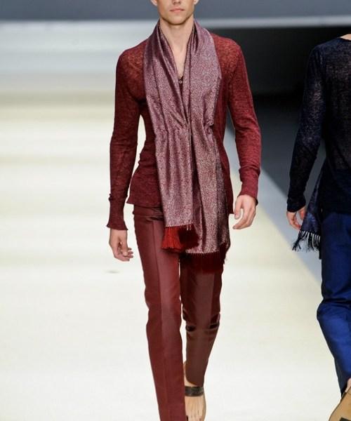 Milan Fashion Week | Canali Spring/Summer 2012
