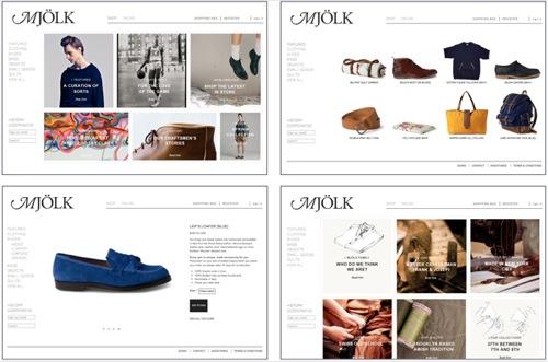 Introducing | Mjolk Shop