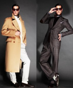 Tom Ford Fall/Winter 2011 Lookbook