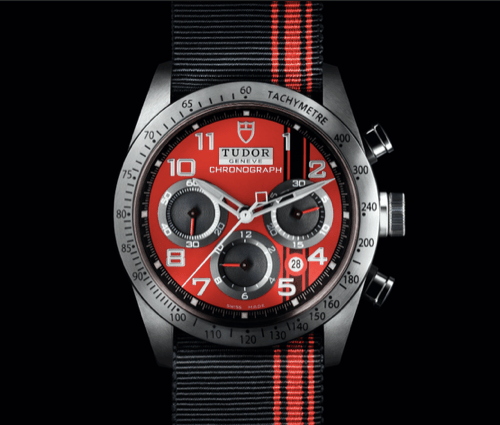 Introducing | Tudor Fastrider Chronograph For Ducati