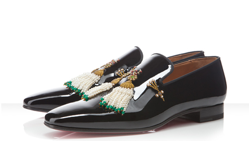 Christian Louboutin Mikaraja Flat for Fall 2011